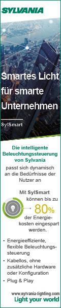 SYLVANIA SYLSMART - Smartes Licht für smarte Unternehmen